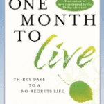 Book Review:  One Month to Live