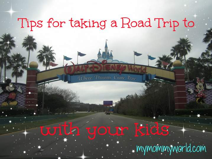 tips for taking a road trip to Disney