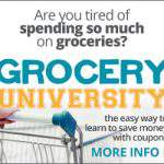 Introducing Grocery University (plus a special sale!)
