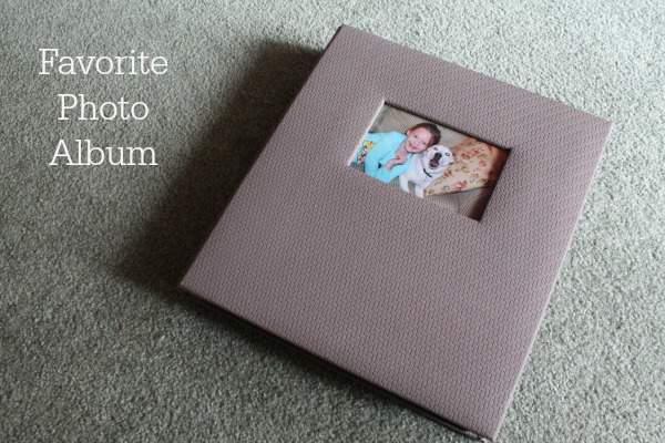 Organizing Family Photos - Favorite photo album