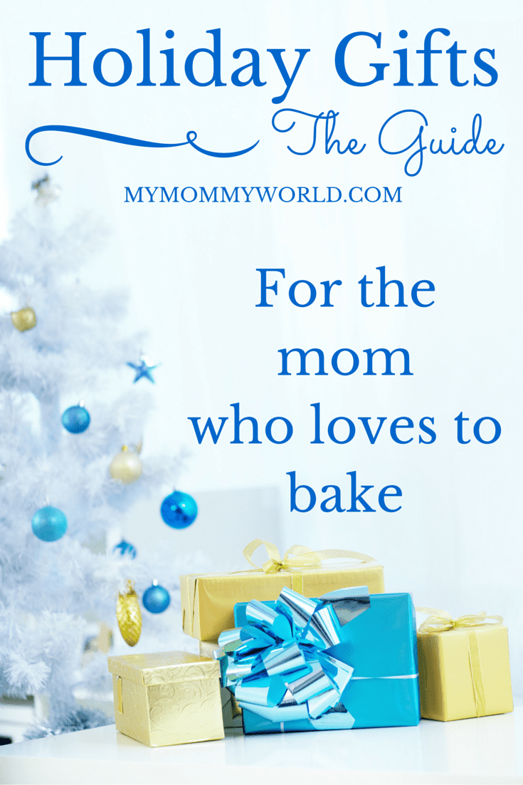 Looking for holiday gift ideas for the person who loves to bake? Inside this holiday gift guide, you'll find lots of fun, unique baking-themed gifts that will bring a smile to any baker's face!