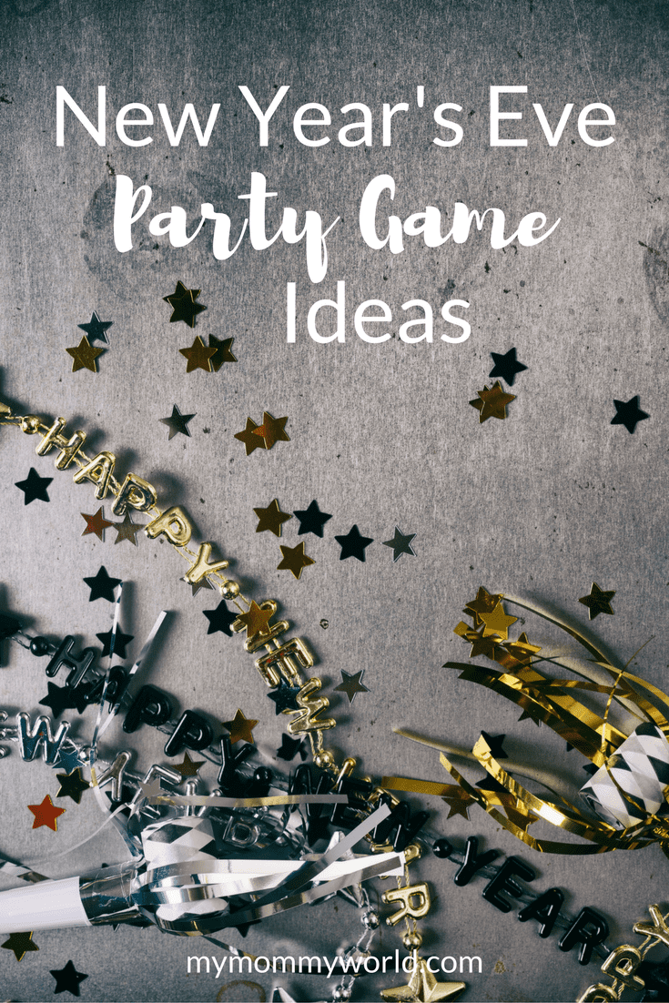 Celebrate the new year with all your friends and these New Year's Eve party game ideas. These New Year's Eve party games will make your New Year's party memorable because they're lots of fun!