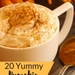 20 Yummy Pumpkin Flavored Beverages