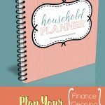 My Mommy Household Planner