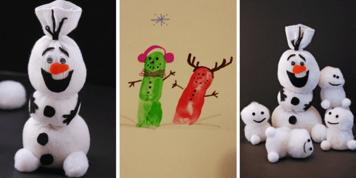 Bring some fun to the cold winter months with these winter crafts for kids! When they can't get outside to play because of the weather, these easy winter crafts are a good alternative activity to screen time for kids who are bored. Great ideas for toddlers and big kids alike.