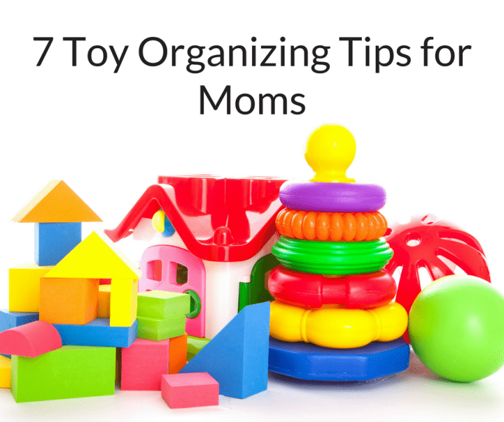 Toy clutter can get overwhelming pretty fast, which is why these toy organization ideas are so important. Learn how to organize toys in your playroom, living room or bedroom with toy storage solutions that are cheap and easy to do.