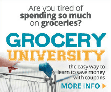Advertisement for Grocery University