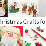 25+ Christmas Crafts for Kids