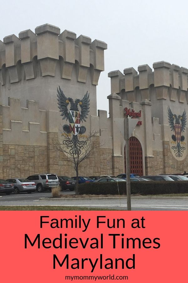the castle at medieval times maryland